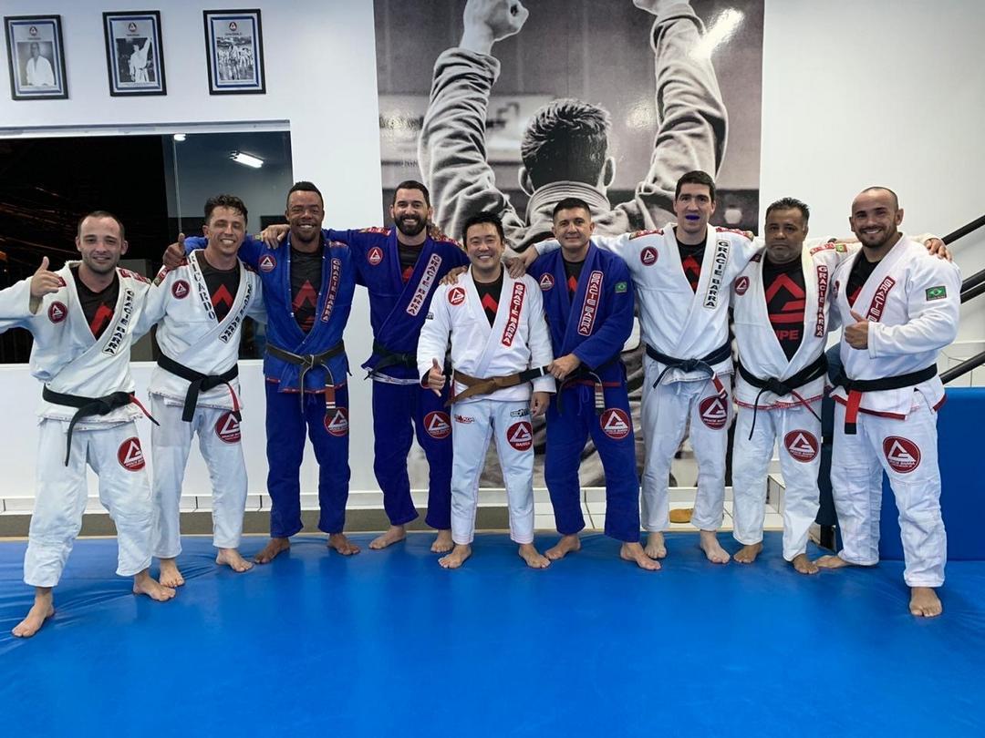 Jiu Jitsu é para todos!!