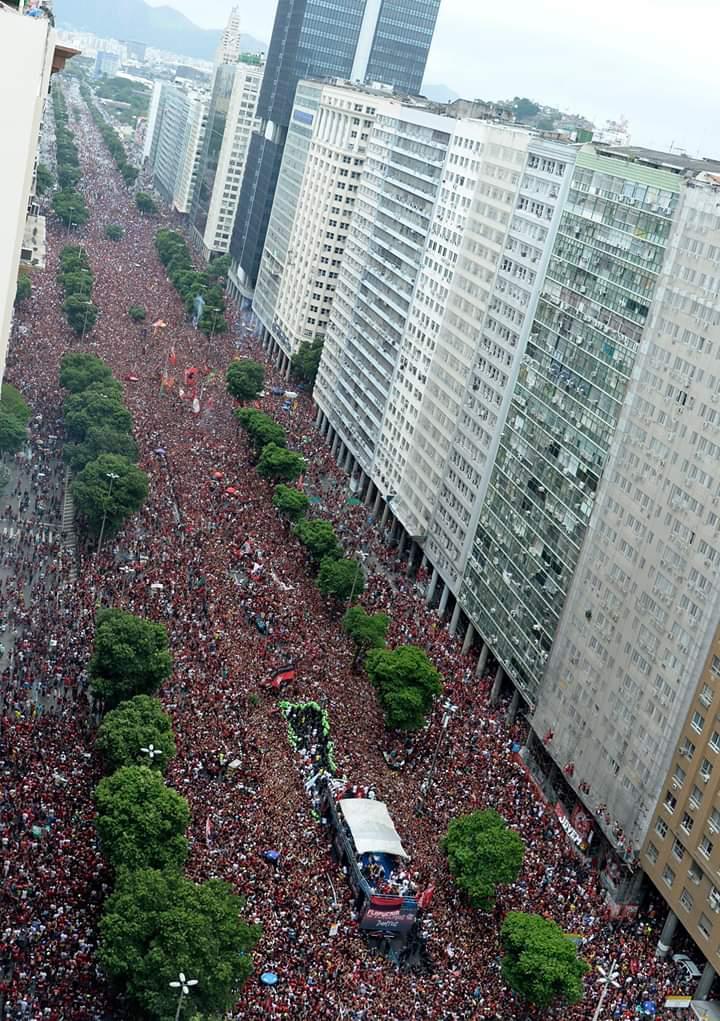 Flamengo campeão!