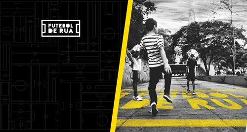 Projeto #tamojunto | Instituto Futebol de Rua