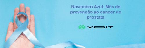 Novembro Azul: Mês de prevenção contra o câncer de próstata