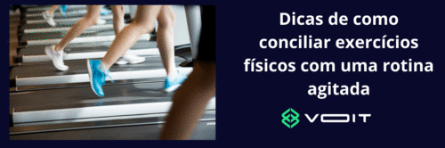 Dicas de como conciliar exercíciso físicos com uma rotina agitada