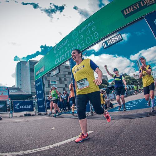 Maratona Curitiba 2019